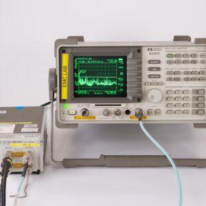 EMC testing - emissions